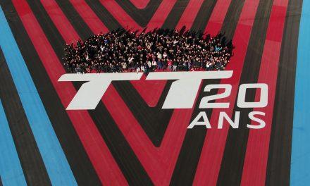 Le Castellet : L'Audi TT souffle ses 20 bougies sur le Circuit Paul Ricard entourée de passionnés
