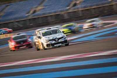 Clio Cup 2018 au Circuit Paul Ricard