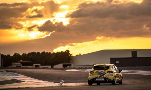 Le Castellet : Finale internationale Renault Clio Cup au Circuit Paul Ricard