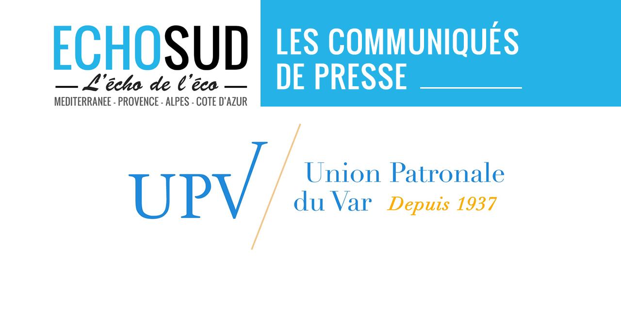 Communiqué de presse UPV du 28/11/2018