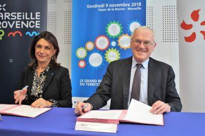 Marseille : Forum de l'Industrie de demain 2018
