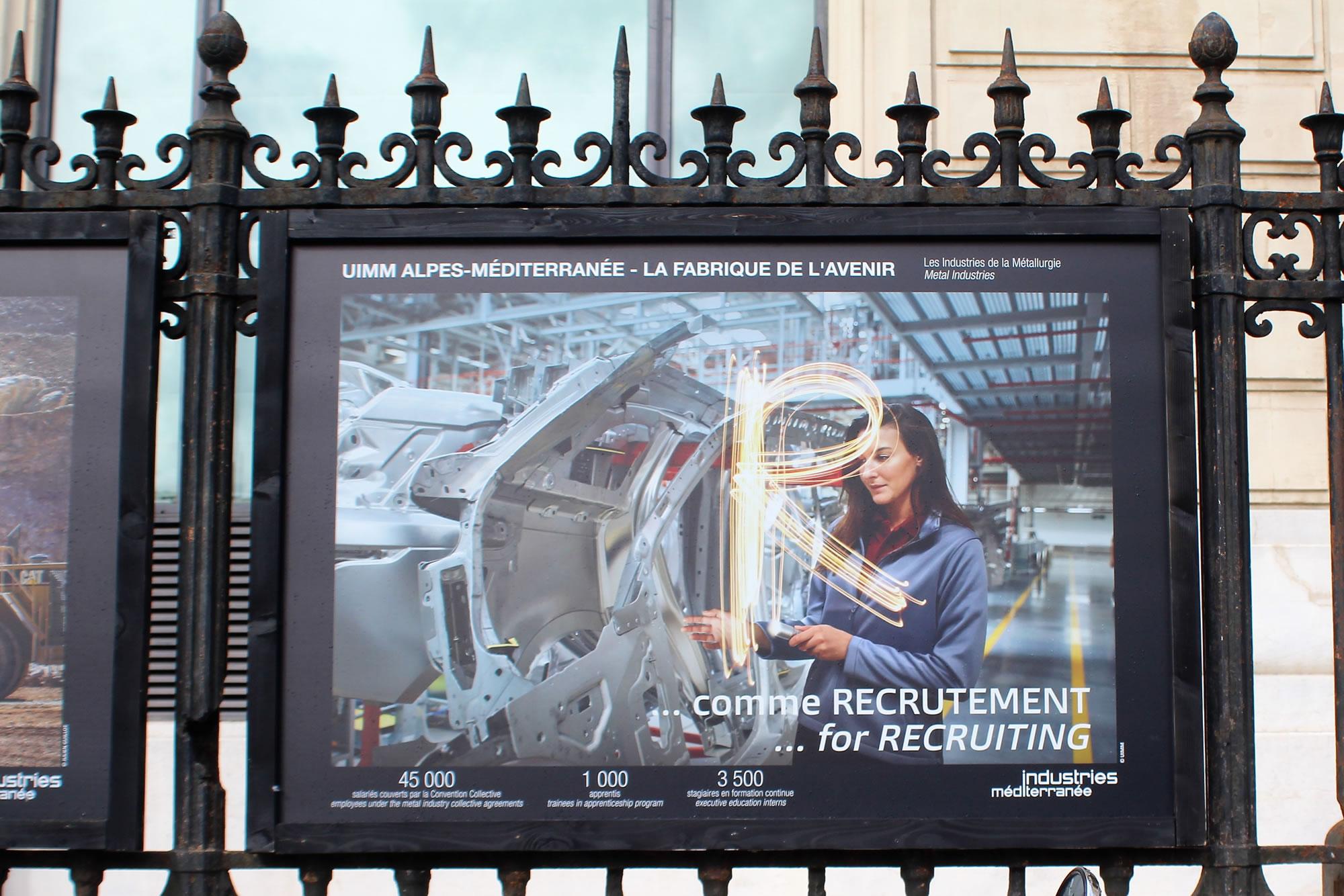 Forum de l'Industrie de demain - Marseille 2018 : exposition photos