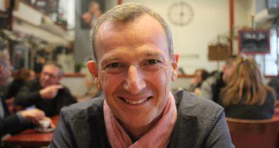 Olivier Réal, auteur de « Si 50 ans d'université de Toulon étaient contés » de A à Z