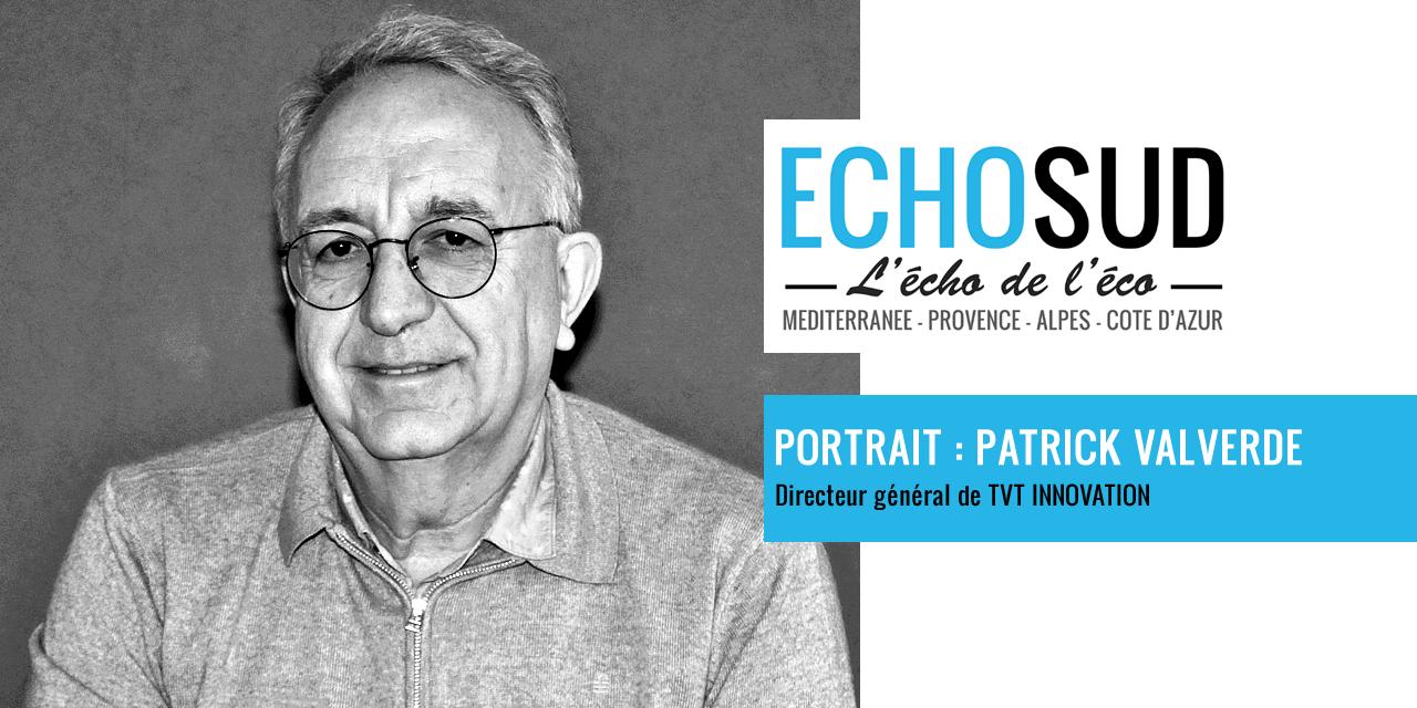 Portrait : Patrick Valverde
