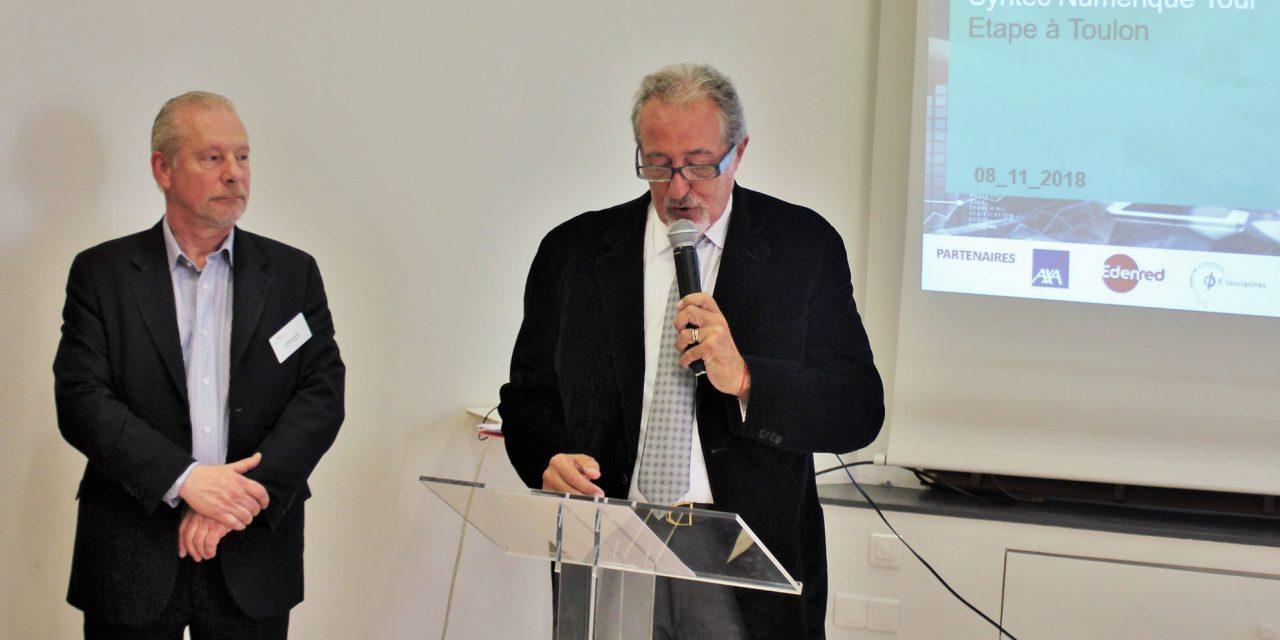 Toulon : Le Syntec Numérique Tour fait escale à Toulon, accueilli par  L'Union Patronale du Var