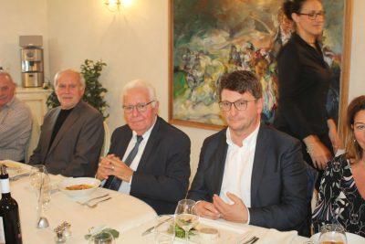 Les TOURNÉES PRÉSIDENT VAR de la CCI avec Jean-Pierre Giran, maire d'Hyères et Laurent Falaize