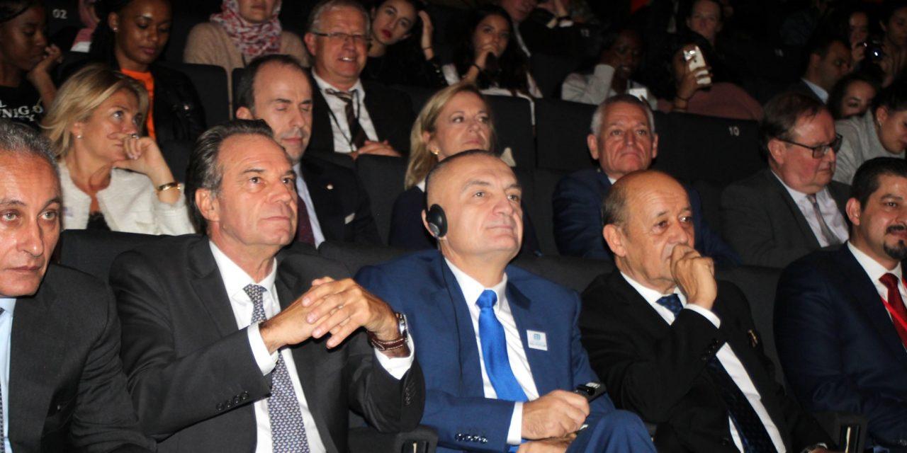 Marseille : Conférence  L'international au service de la compétitivité régionale