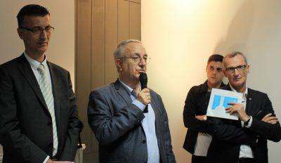Lancement du livre « Si 50 ans d'université de Toulon étaient contés » de A à Z