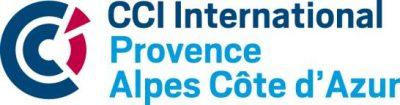 Logo CCI International Provence-Alpes-Côte d'Azur