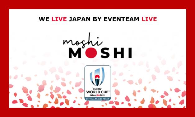 Évasion : MOSHI MOSHI – LIVE IN JAPAN