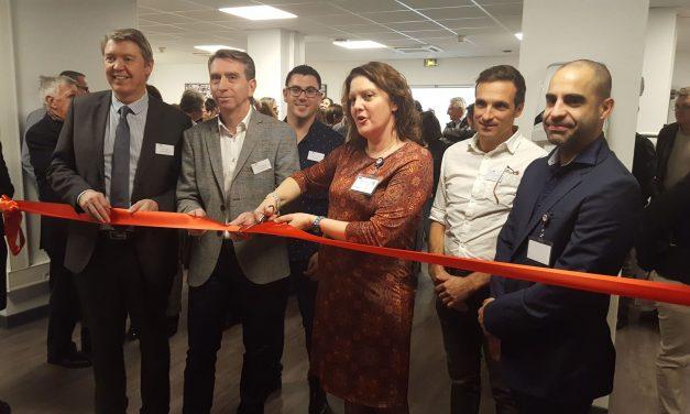Aubagne : Inauguration du nouveau service de soins de suite et de réadaptation