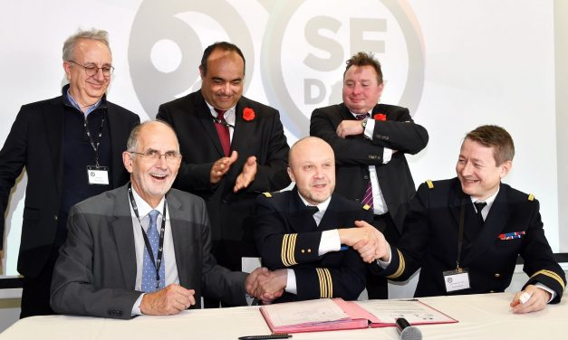 System Factory signe une belle réussite pour son 1er événement et une convention avec l'Armée
