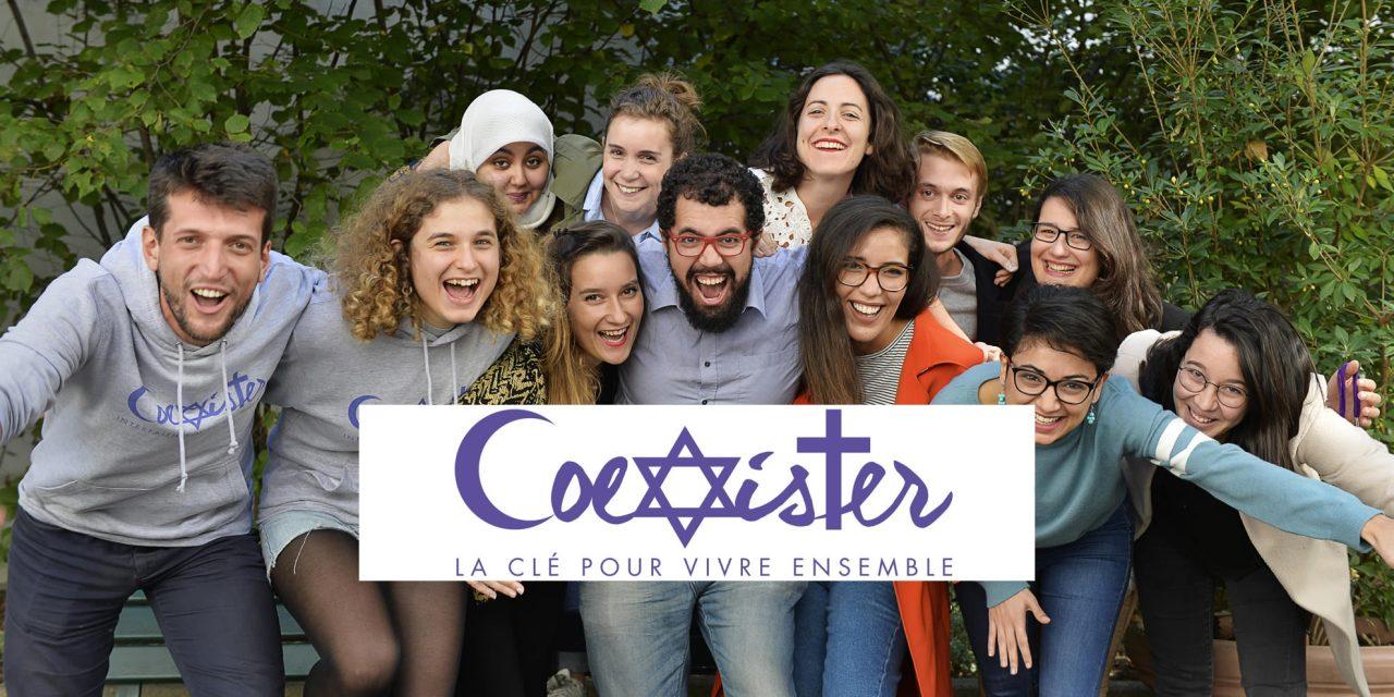 Coexister : Retrouvez les résultats de l'enquête 2018 sur les préjugés des jeunes Jeudi 20 décembre !