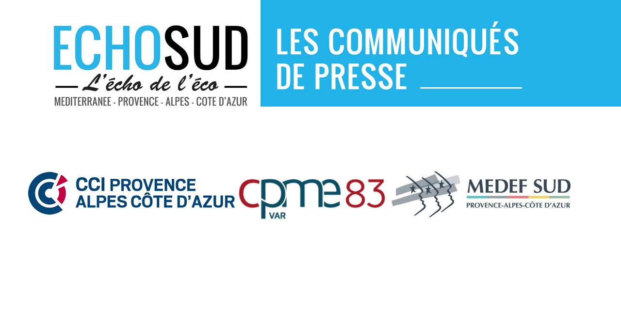 Gilets Jaunes : Communiqué de Presse de la CCI Provence-Alpes-Côte d'Azur, de la CPME Provence-Alpes-Côte d'Azur et du MEDEF Sud – Provence-Alpes-Côte d'Azur