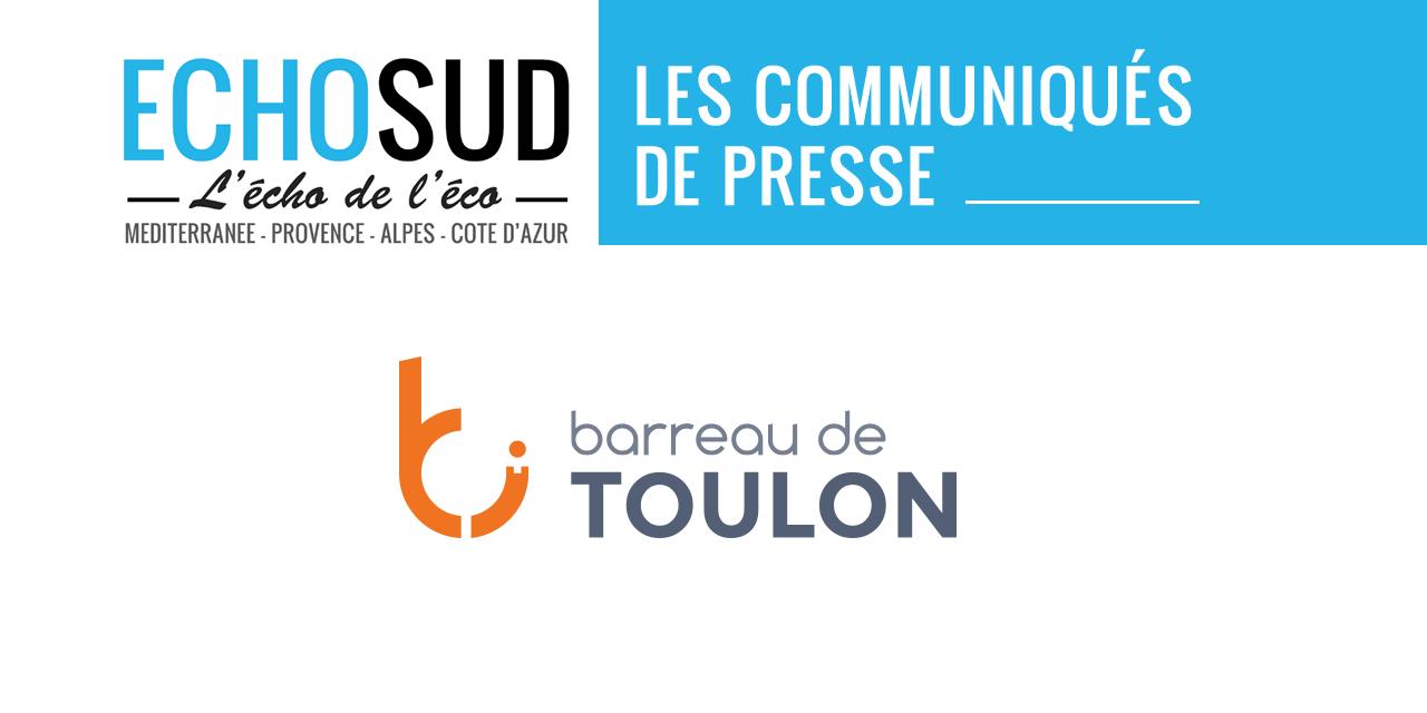 GRÈVE TOTALE ET ILLIMITÉE DU BARREAU DE TOULON : Contre le projet de réforme de la Justice