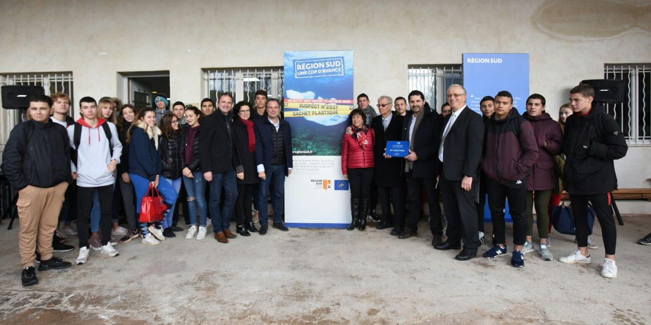Lancement de la Campagne Zéro déchet plastique