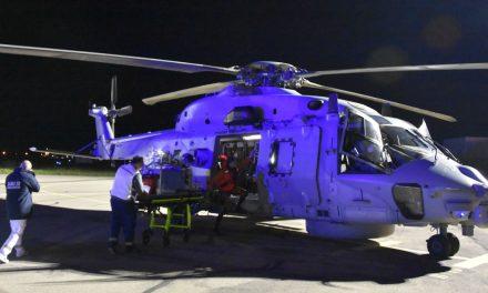 La flotille 31 F de la Marine Nationale transporte d'urgence 3 nourrissons entre Nice et Bastia