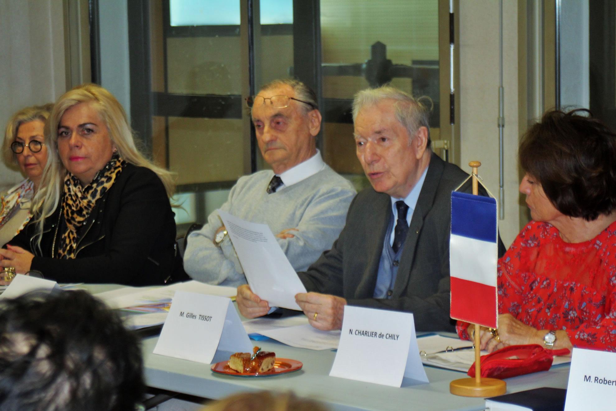 Mouvement européen – France