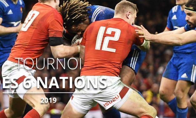 Rugby Tournoi des 6 Nations 2019, Dernières places !