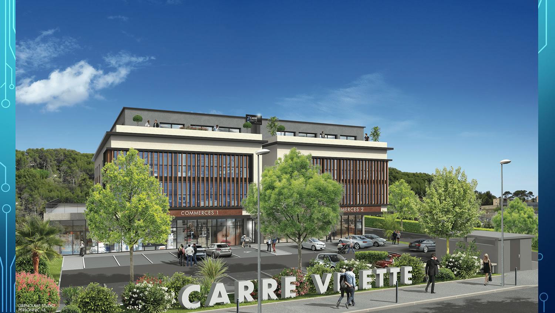 Projet 526 CARRE VILETTE