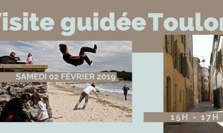 Idée Sortie : Visite guidée Toulon le 2 février prochain