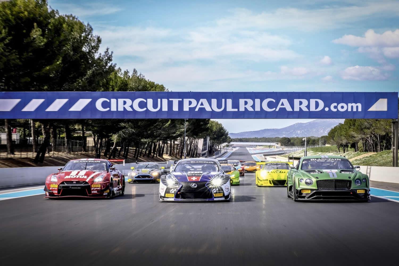 Blancpain GT Series - copyright Dirk Bogaerts