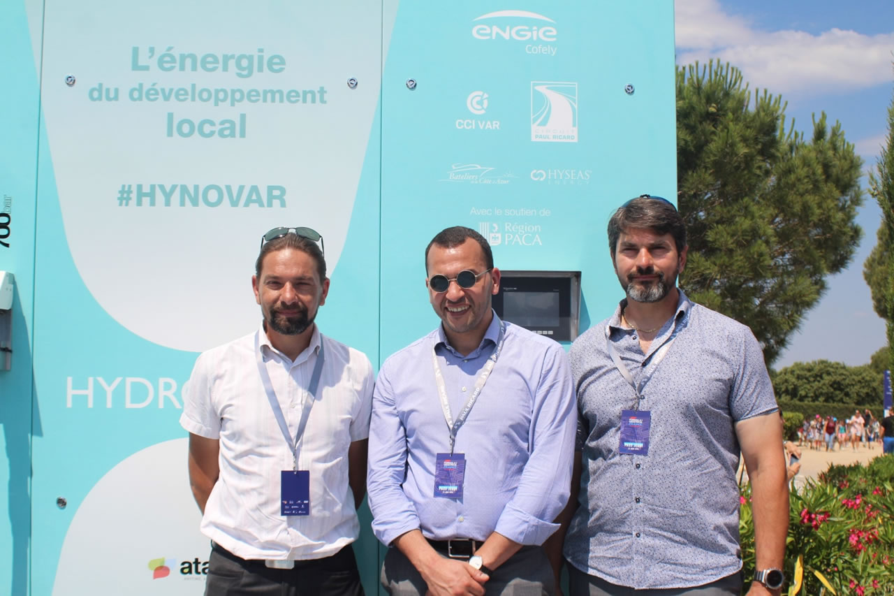 Journée Hydrogène - Marseille, 10 et 11 juillet 2019