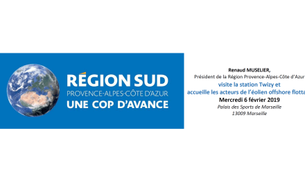 Plan Climat : Renaud Muselier le 6 février prochain à Marseille