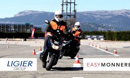 Permis AM 14 ans : un partenariat EasyMonneret et Ligier Group
