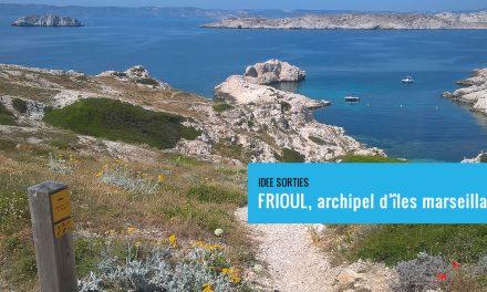 Je m'appelle Frioul, je suis un archipel d'îles marseillaises