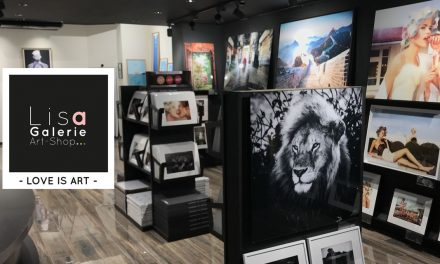 Toulon : Présentation Galerie LISA YellowKorner