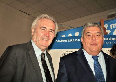 Signature du contrat de filière pour le tourisme de croisière