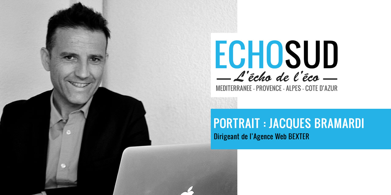 PORTRAIT : JACQUES BRAMARDI