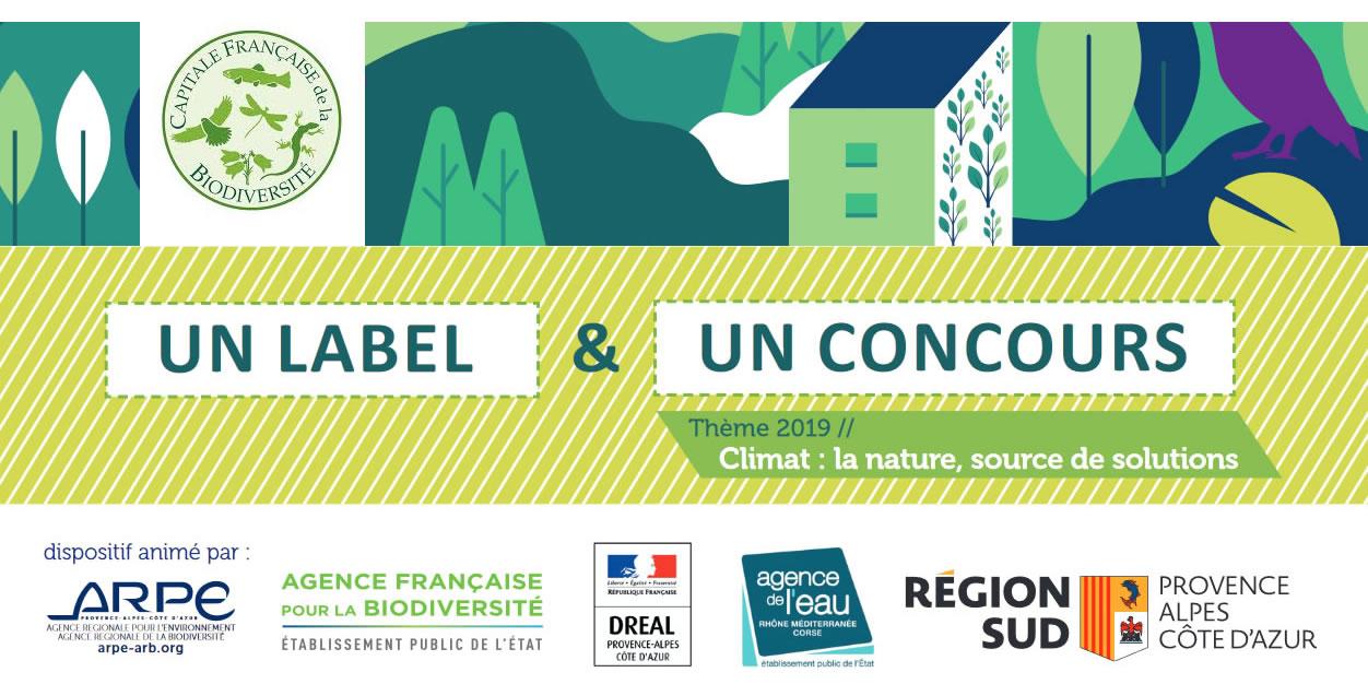 Lancement de l'édition 2019 du Concours «Capitale de la biodiversité»