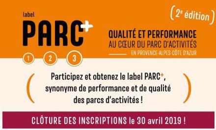 Lancement de la 2ème édition du label «Parc+»