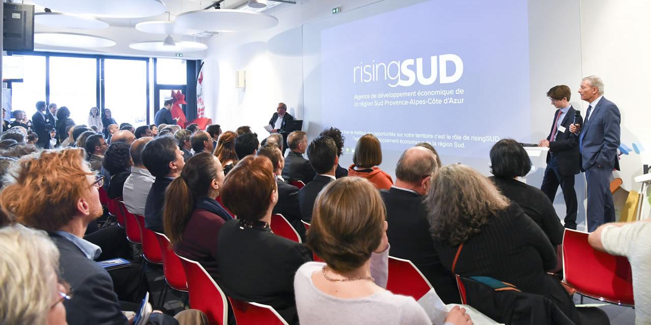 L'agence régionale de développement économique de la région Sud (ARII) devient risingSUD
