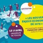 Comprendre les enjeux économiques de 2019 avec François Lenglet