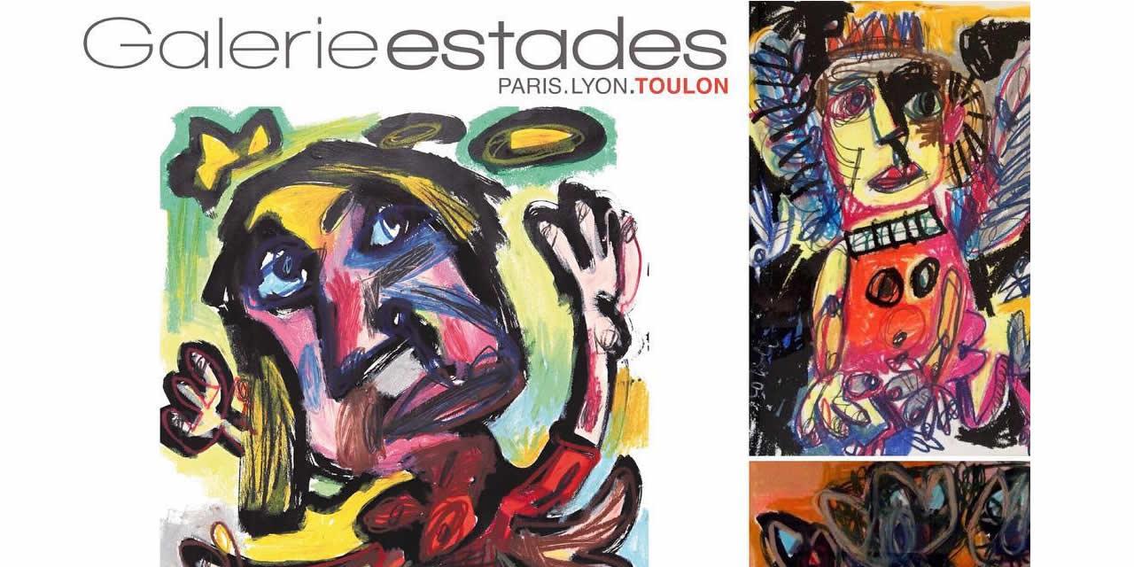 Toulon – Exposition Loulé à la galerie Estades, jusqu'au 13 avril