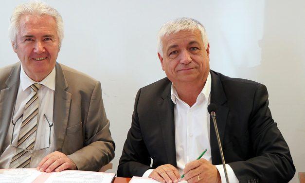Var : Tournée du Président Bianchi dans le Territoire de Brignoles