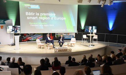Sommet Challenges de l'Innovation et des Startup : Discours de Renaud Muselier