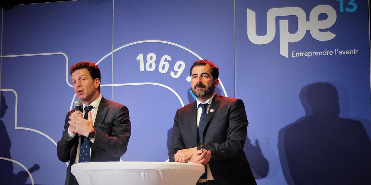 Marseille : Les 150 ans de l'Union pour les Entreprises des Bouches-du Rhône – Upe 13