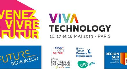 42 startup présentes sur le Lab' région Sud au Salon Viva Technology de Paris