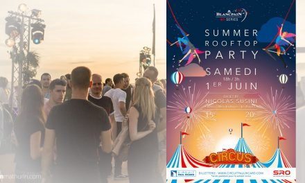Retour du « Summer Rooftop Party » au Circuit Paul Ricard