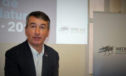 Marseille « Deux mandats de 3 ans, à la tête de l'organisme, conforme aux statuts, suffisent pour faire le job » Jean-Luc Monteil, président sortant du MEDEF SUD