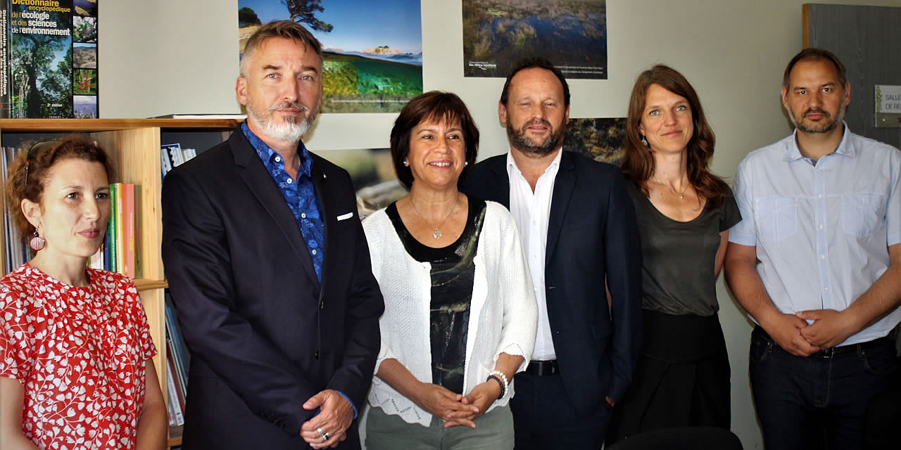Lancement de l'Agence Régionale pour l'Environnement – Agence Régionale de la Biodiversité _ ARPE-ARB