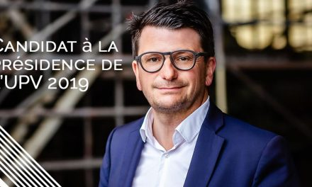Élection à la présidence de l'Union Patronale du Var : Laurent FALAIZE, déclare les grands principes de son engagement