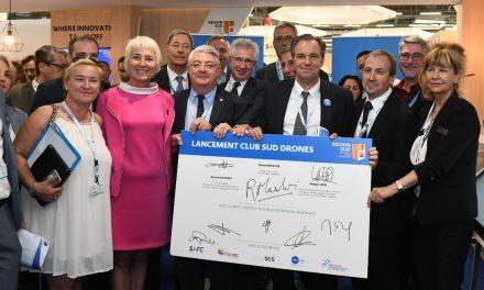 La Région Sud au Salon International de l'aéronautique et de l'espace de Paris-Le Bourget