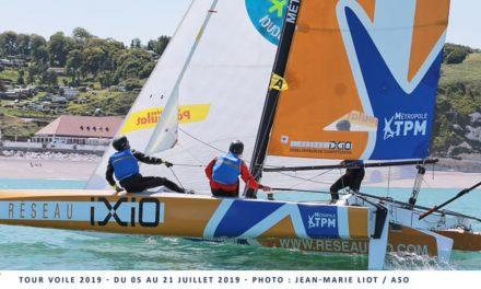 Team Réseau Ixio Toulon Provence Méditerranée vainqueur de l'Acte 2