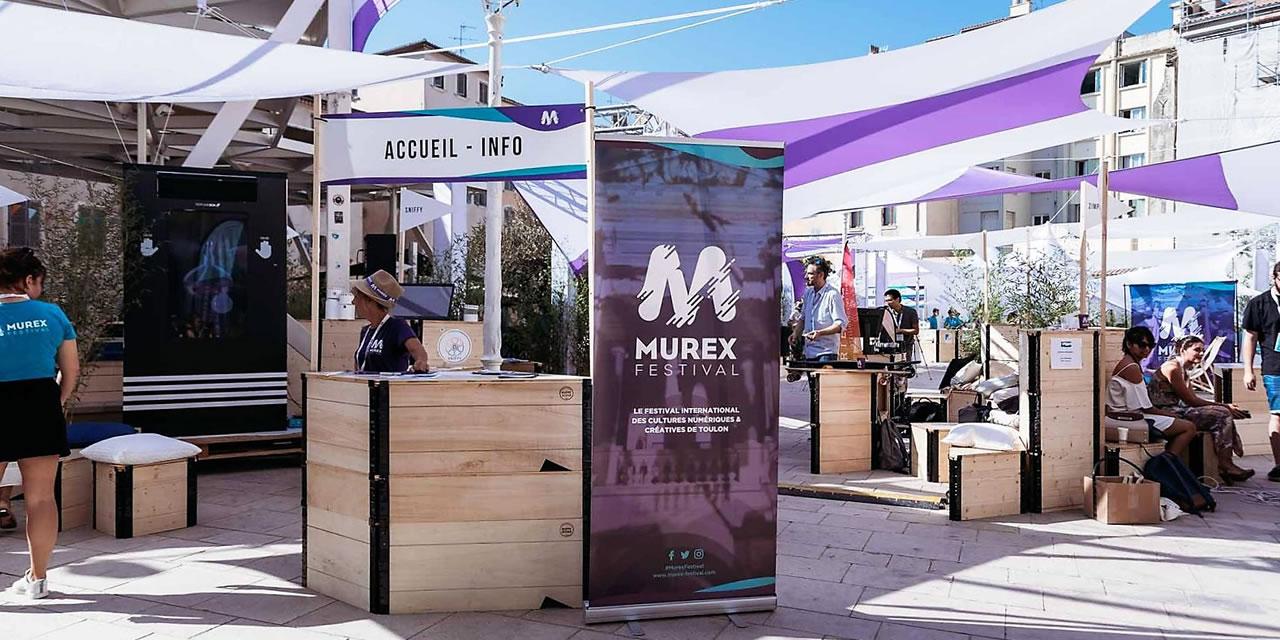MUREX Festival : «Toutes voiles» vers la prochaine édition – 2020