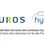KOUROS investit dans les taxis zéro-émission hydrogène HYPE
